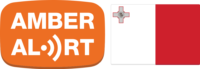AMBER Alert Luxembourg Logo