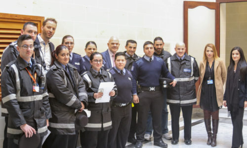 Malta Police Force Trained By AMBER Alert Europe's Missing Children Expert